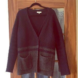 Madewell Oversized Cardigan Sweater